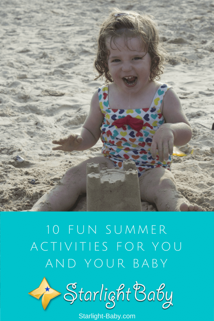 10 Fun Summer Activities For You And Your Baby