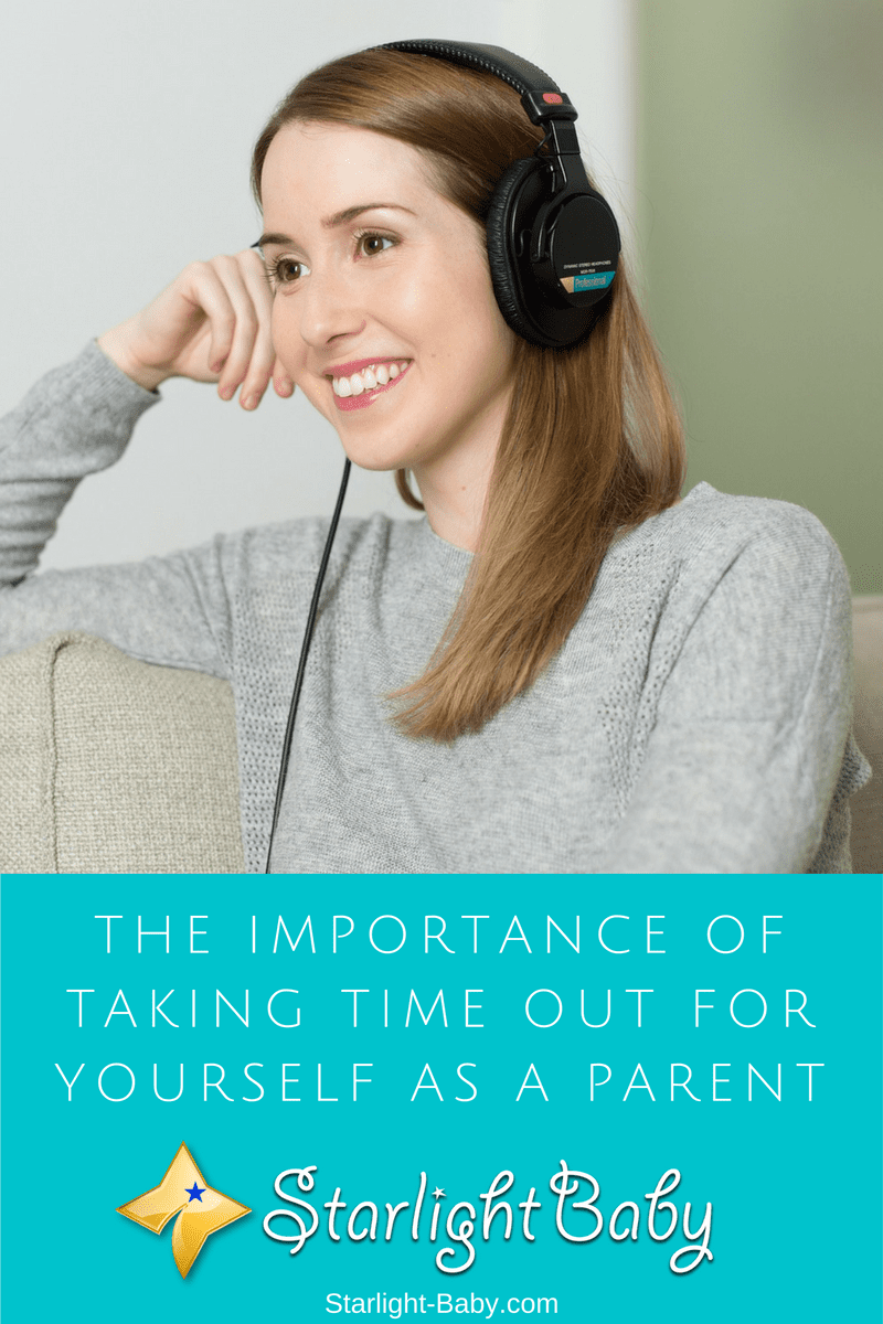 The Importance Of Taking Time Out For You