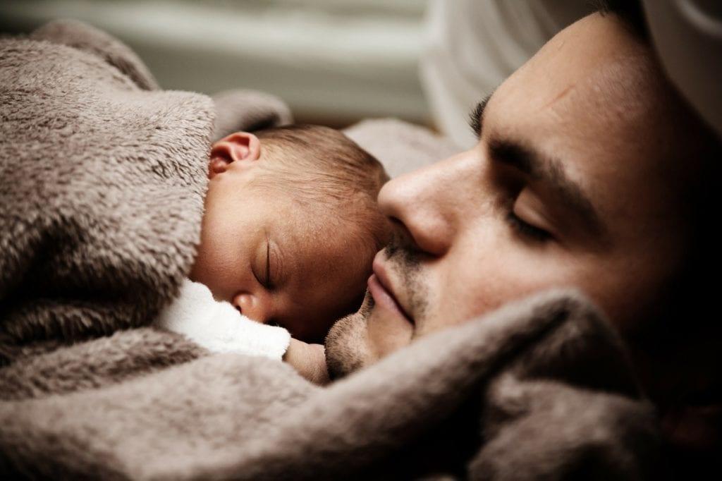 sleep when baby sleeps