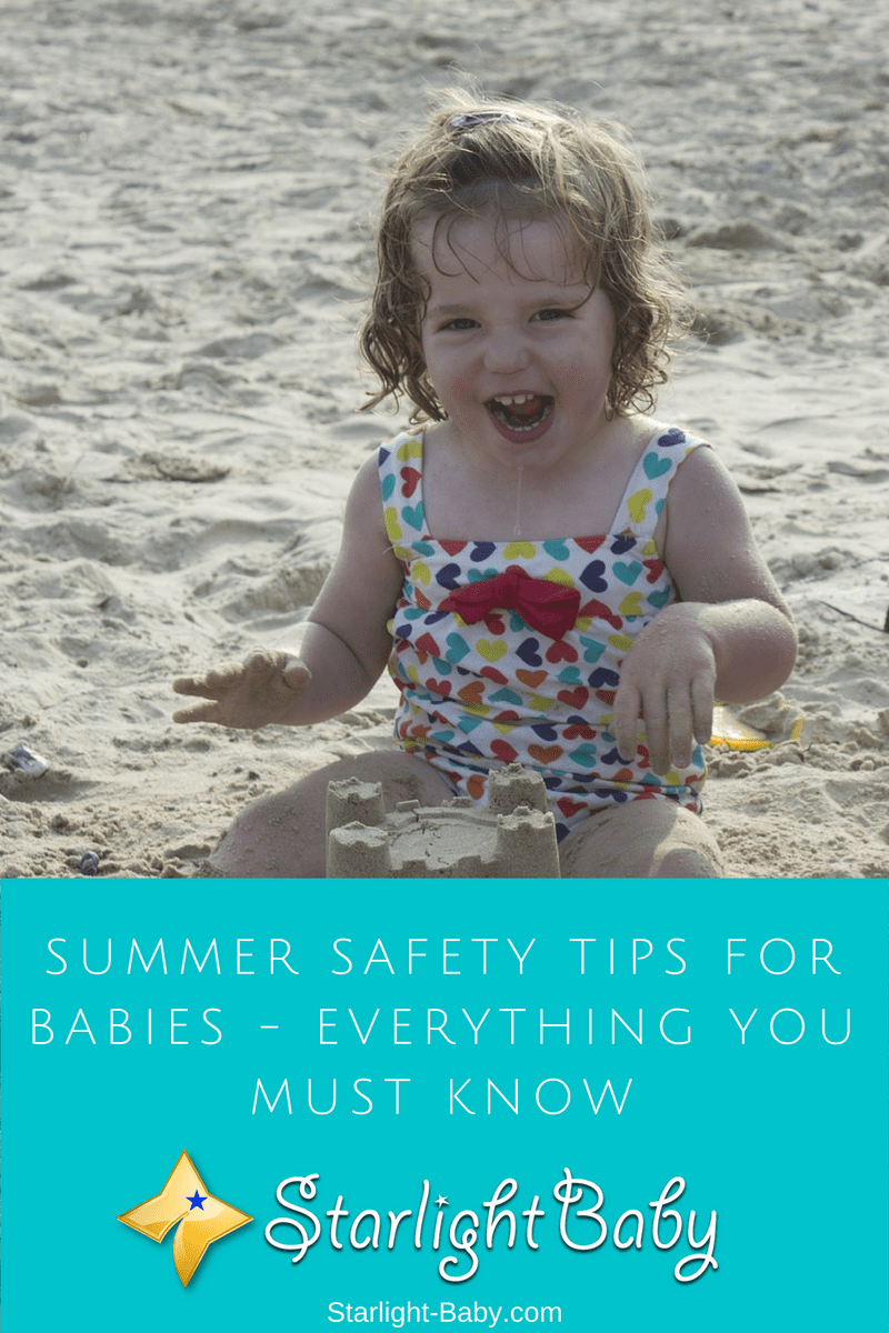 Summer Safety Tips For Babies - Everything You Must Know