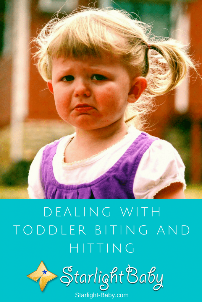 Dealing With Toddler Biting And Hitting