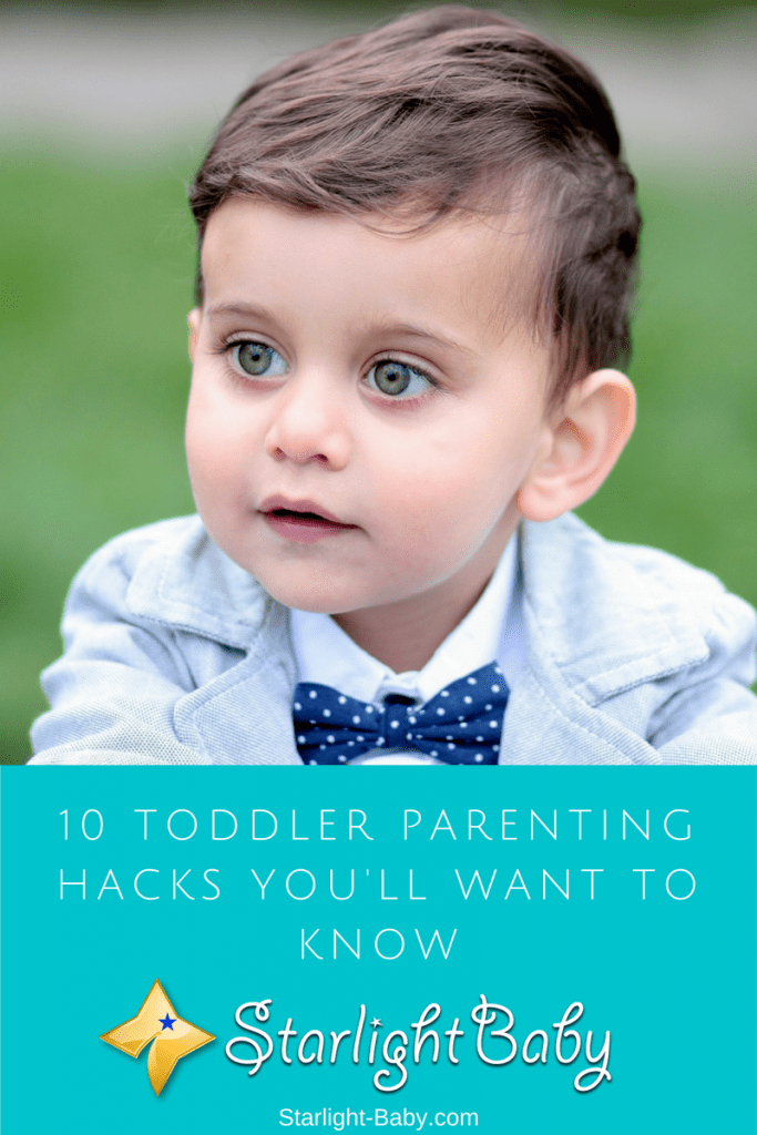 10 Toddler Parenting Hacks You'll Want To Know