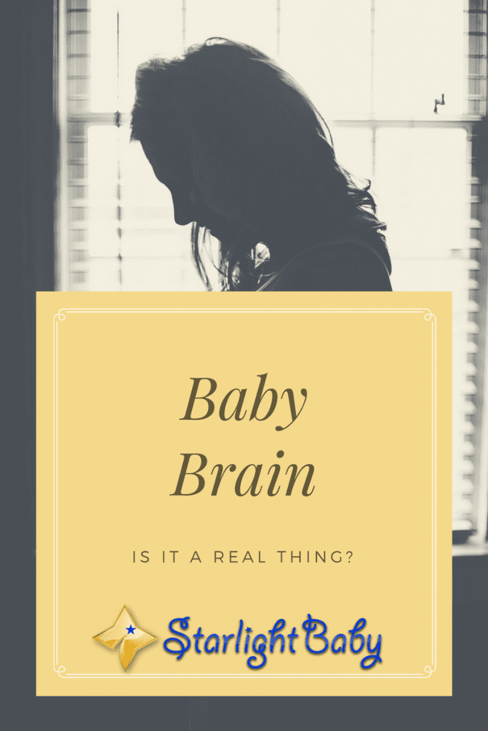 Is Baby Brain A Real Thing?