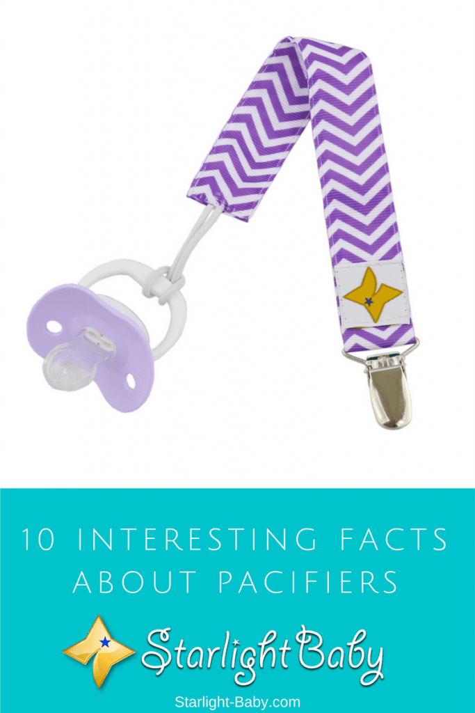 10 Interesting Facts About Pacifiers
