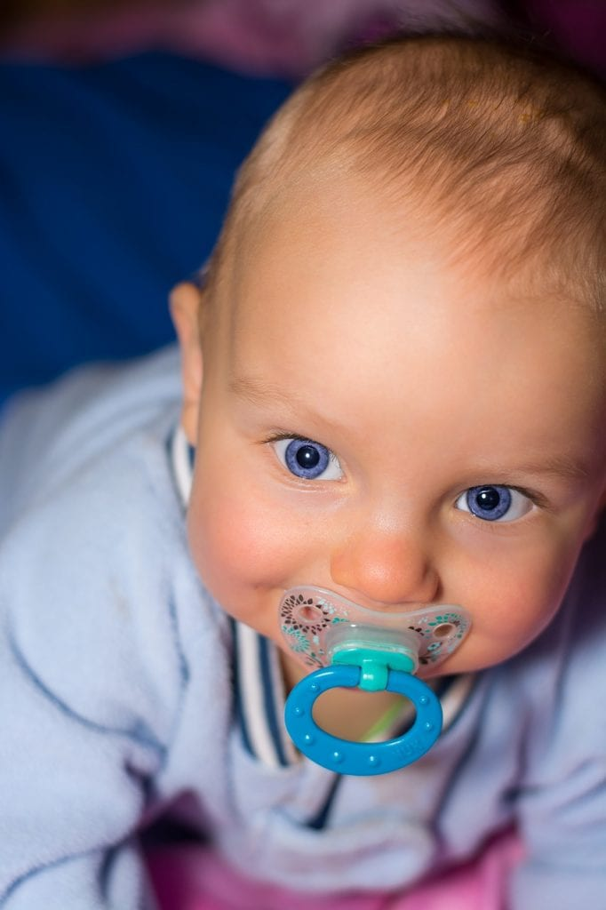 facts about baby pacifiers