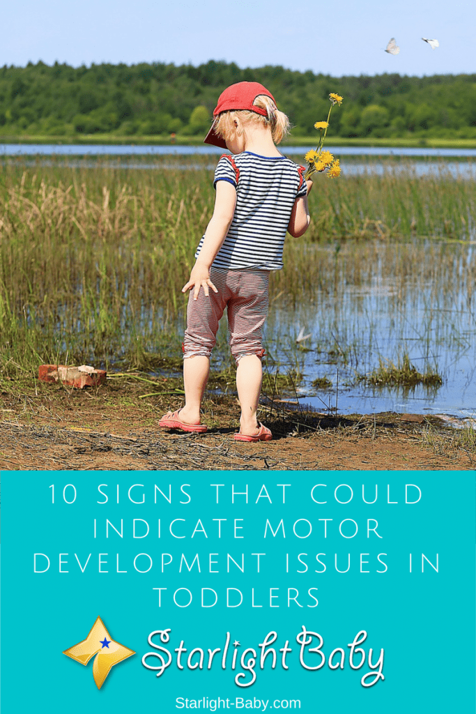 10 Signs That Could Indicate Motor Development Issues In Toddlers