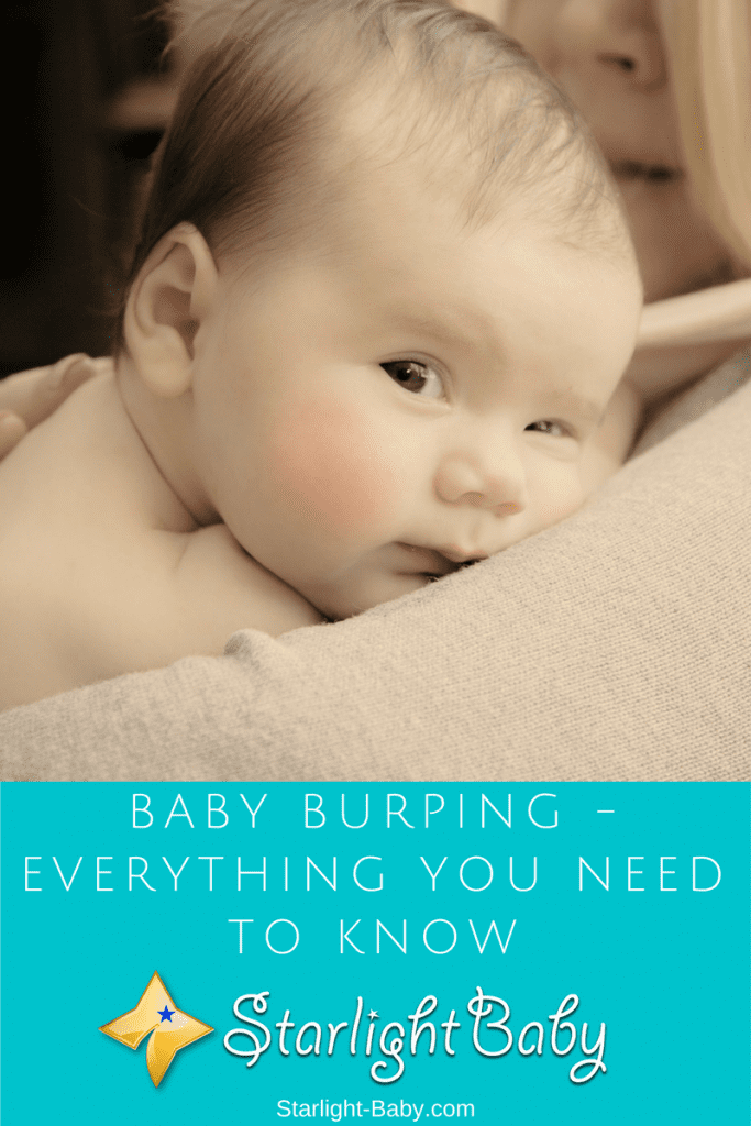 Baby Burping – Everything You Need To Know
