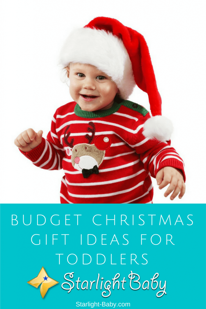 Budget Christmas Gift Ideas For Toddlers