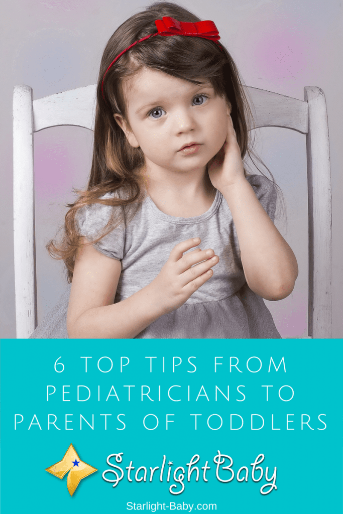 6 Top Tips From Pediatricians To Parents Of Toddlers