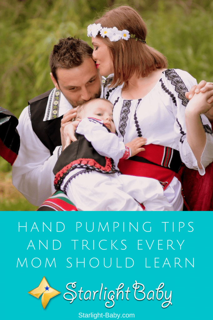 Hand Pumping Tips And Tricks Every Mom Should Learn