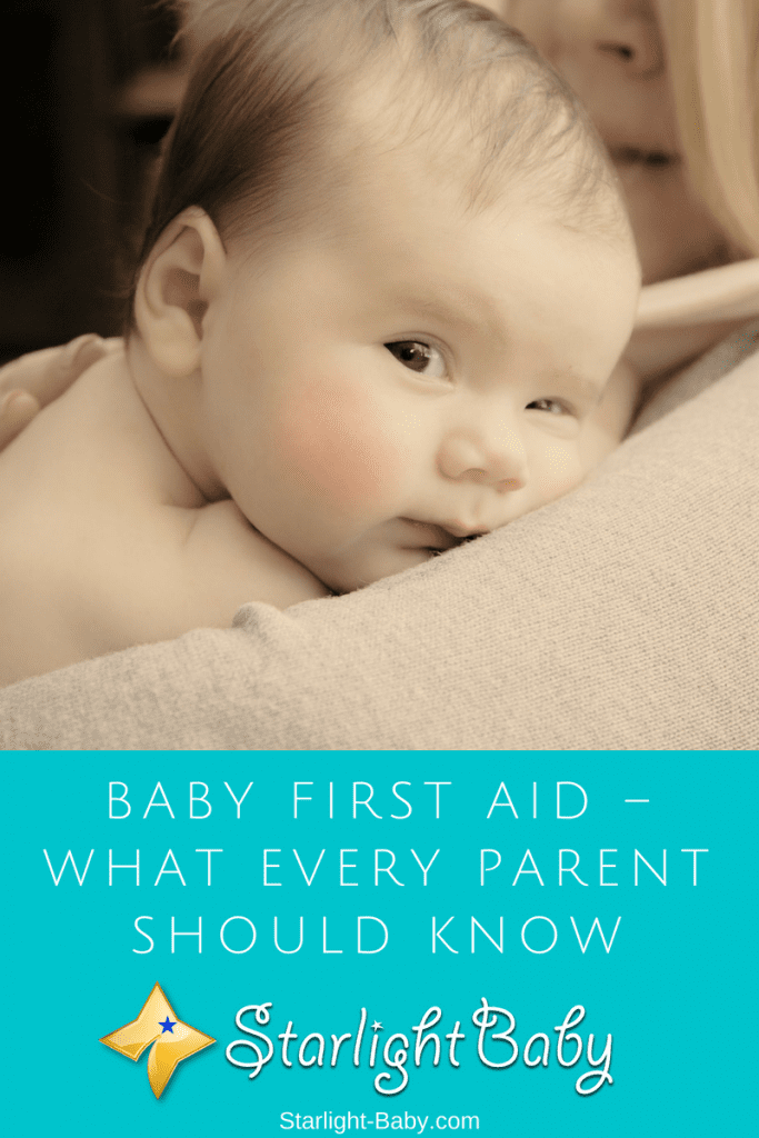 Baby First Aid – What Every Parent Should Know