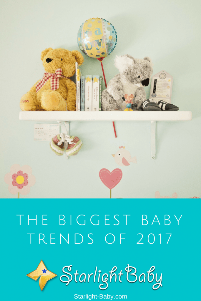 The Biggest Baby Trends Of 2017