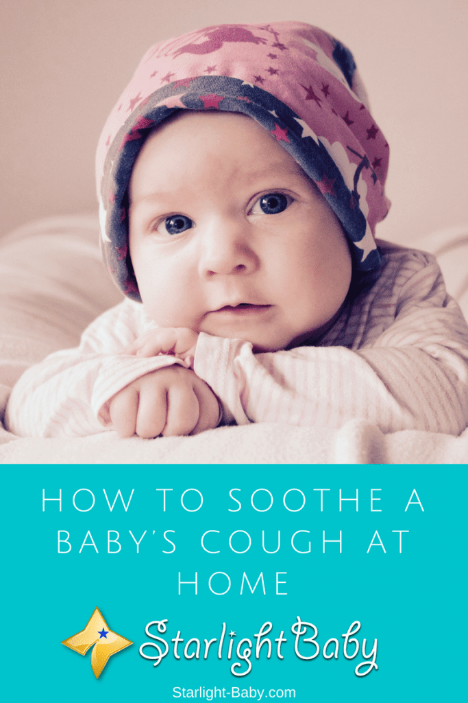 How To Soothe A Baby's Cough