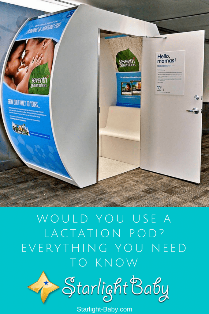Would You Use A Lactation Pod? Everything You Need To Know