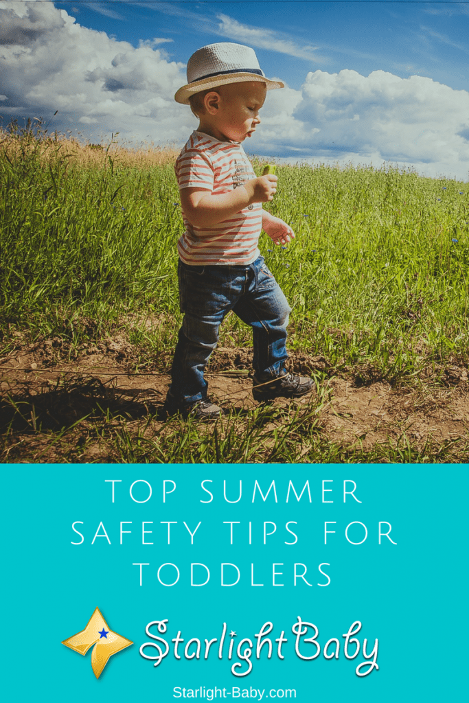 Top Summer Safety Tips For Toddlers