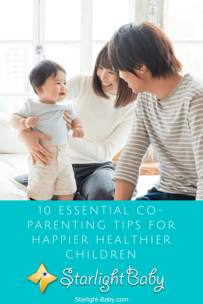 10 Essential Co-Parenting Tips For Happier Healthier Children