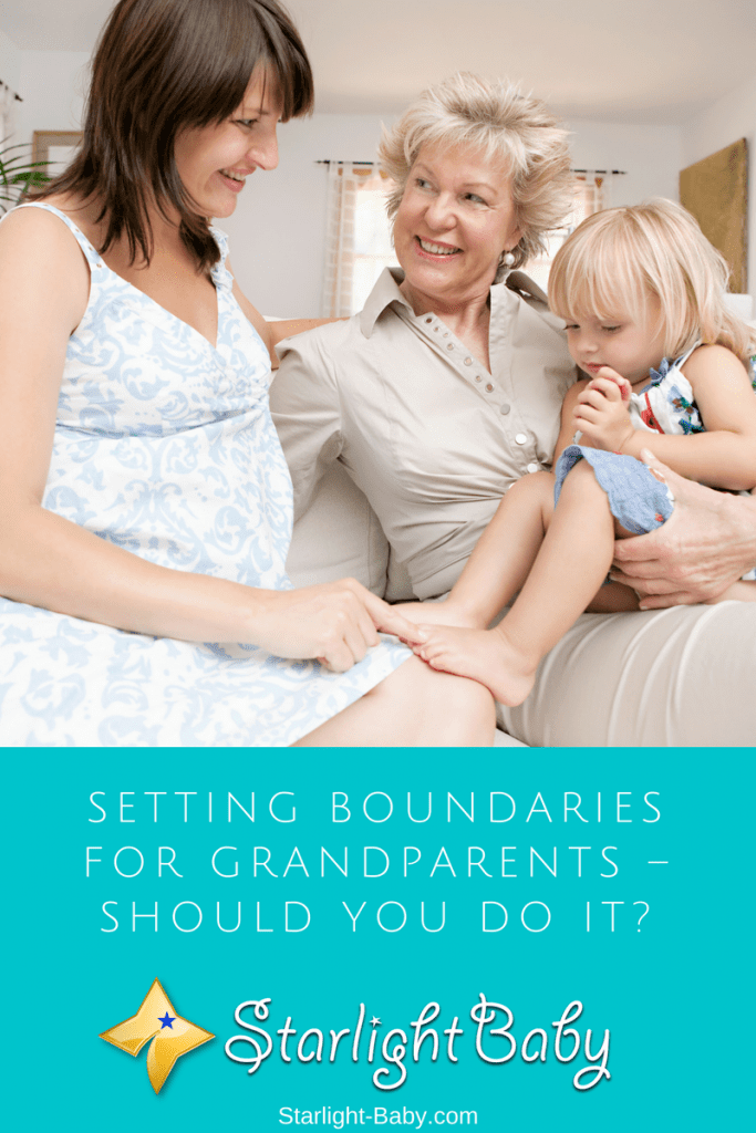 Setting Boundaries For Grandparents – Should You Do It?