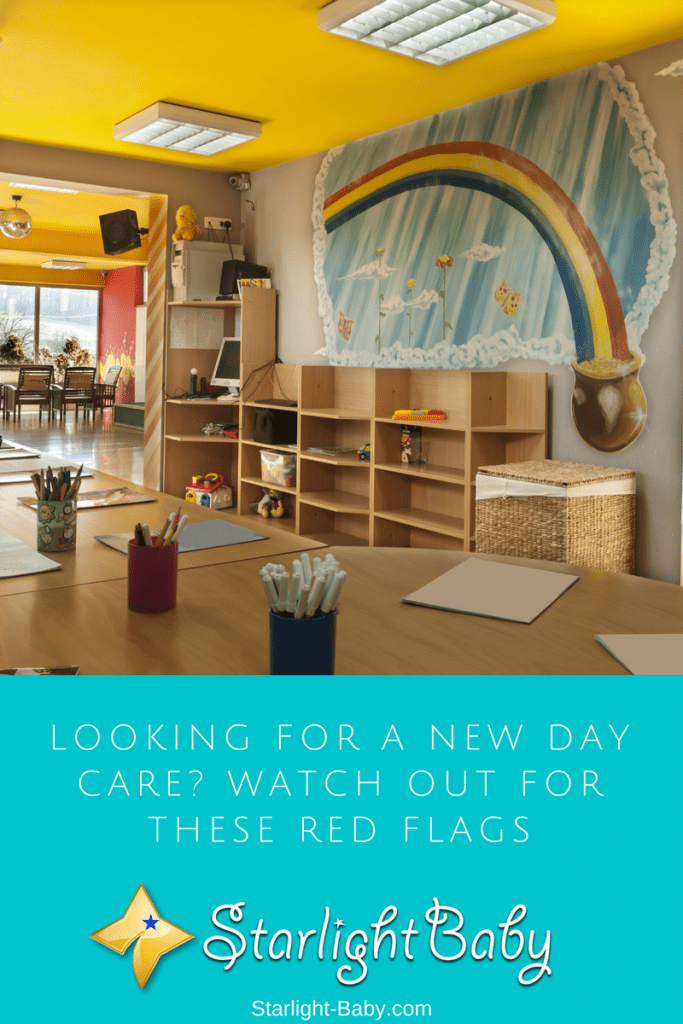 Looking For A New Day Care? Watch Out For These Red Flags