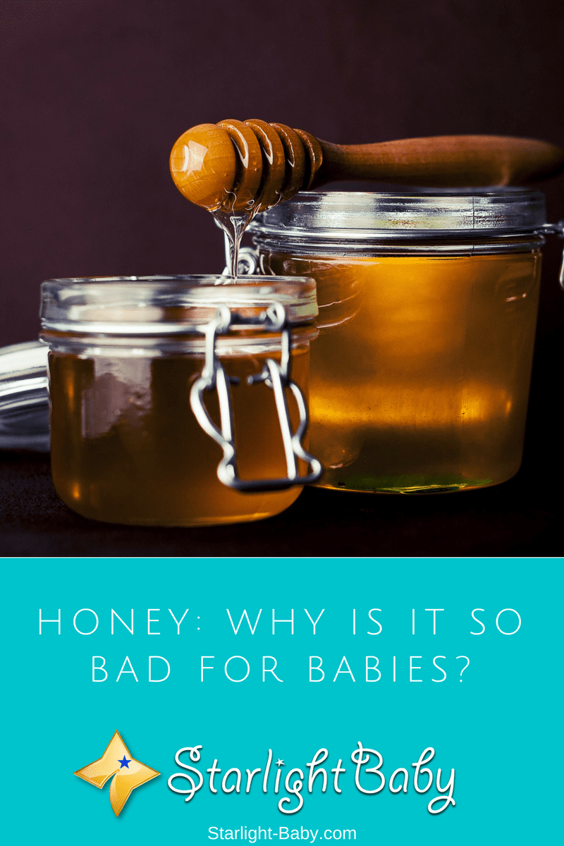 Honey: Why Is It So Bad For Babies?