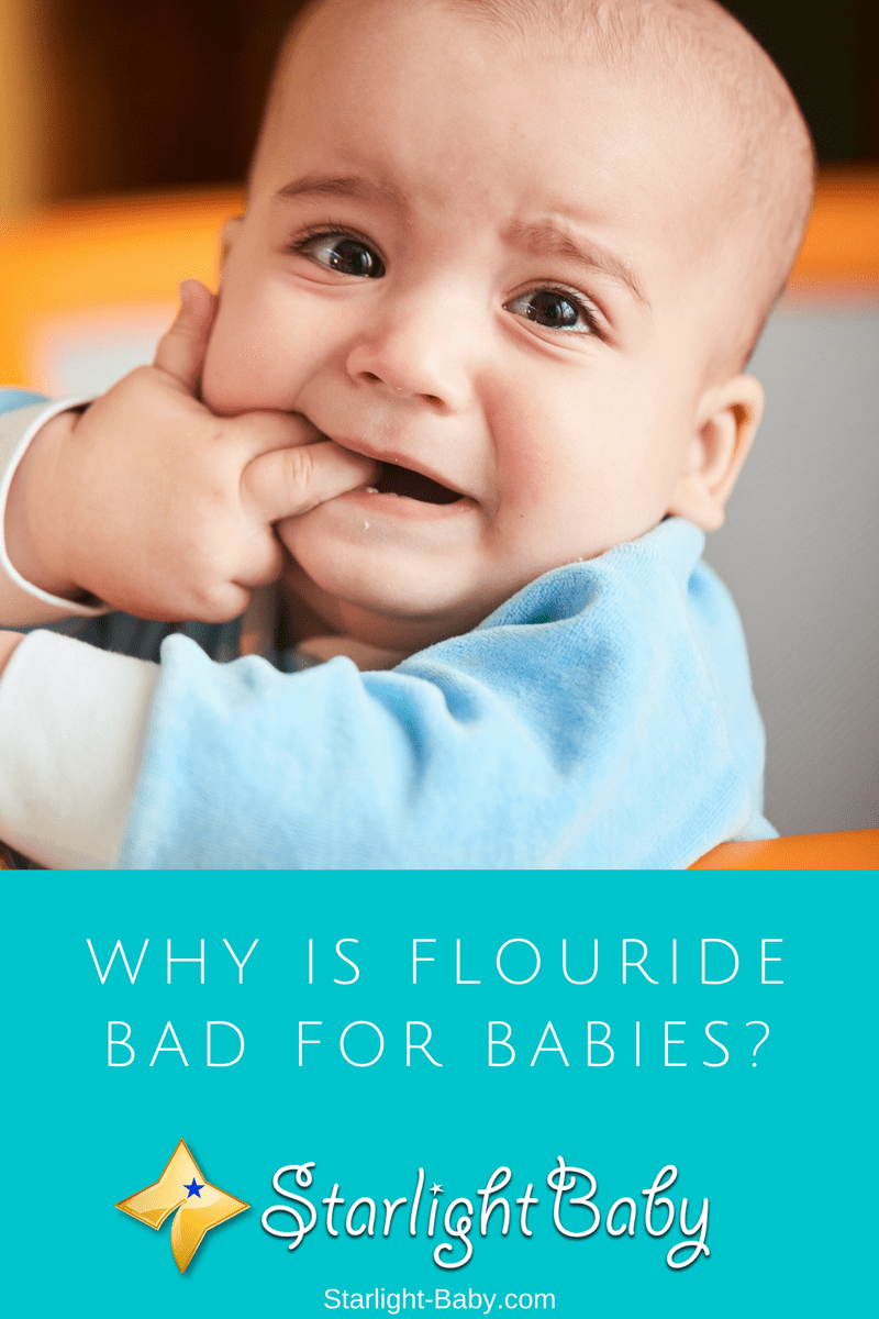 Why Is Flouride Bad For Babies?