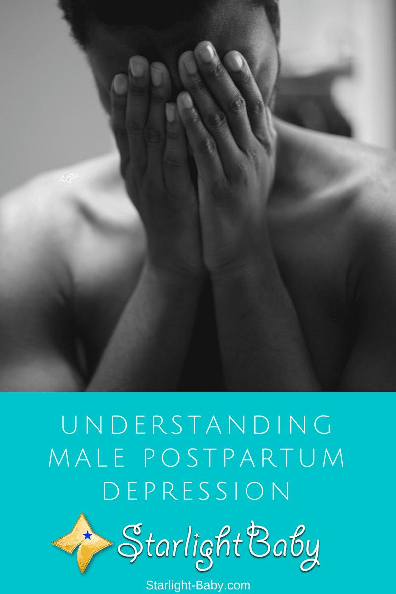 Understanding Male Postpartum Depression
