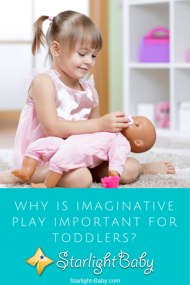 Why Is Imaginative Play Important For Toddlers? Benefits And Tips