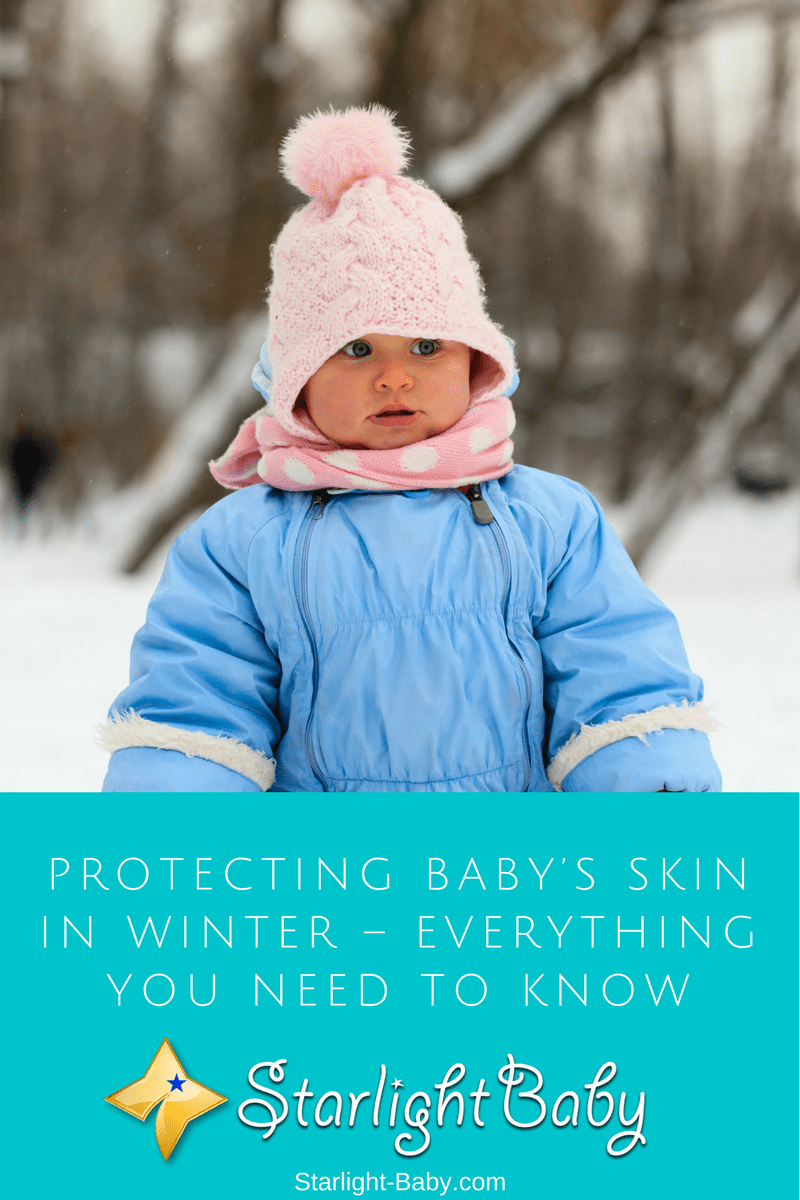 Protecting Baby's Skin In Winter – Everything You Need To Know
