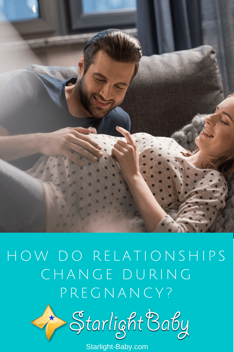 How Do Relationships Change During Pregnancy?