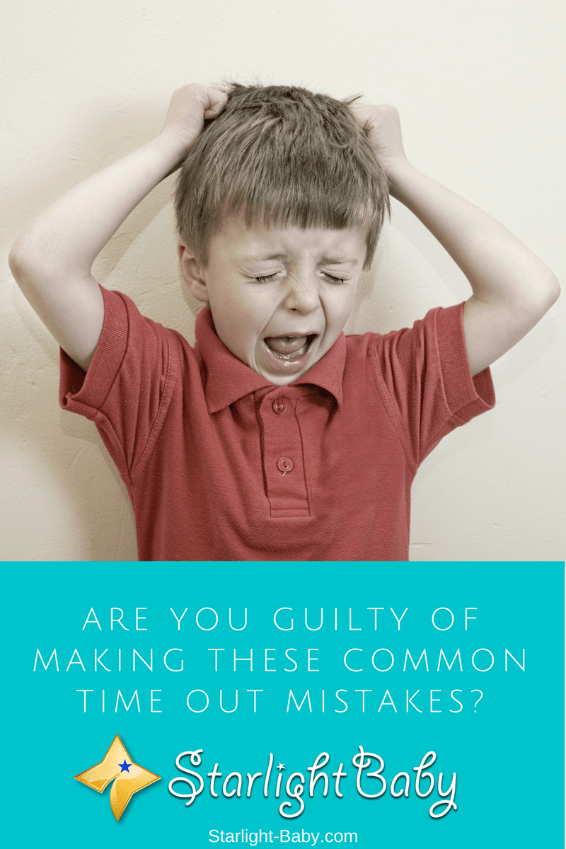 Are You Guilty Of Making These Common Time Out Mistakes?