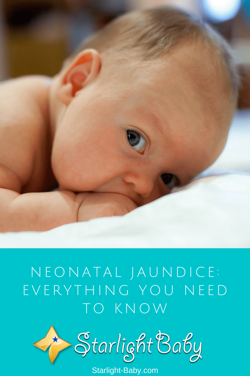 Neonatal Jaundice: Everything You Need To Know