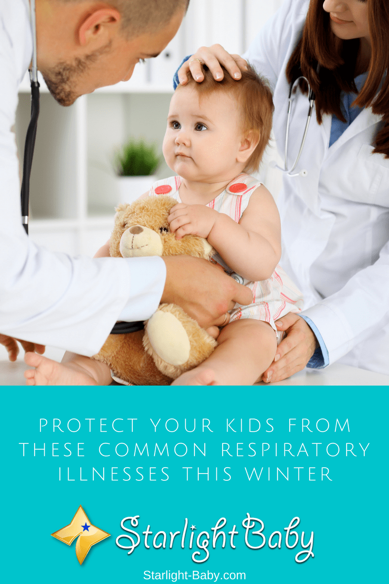 Protect Your Kids From These Common Respiratory Illnesses This Winter