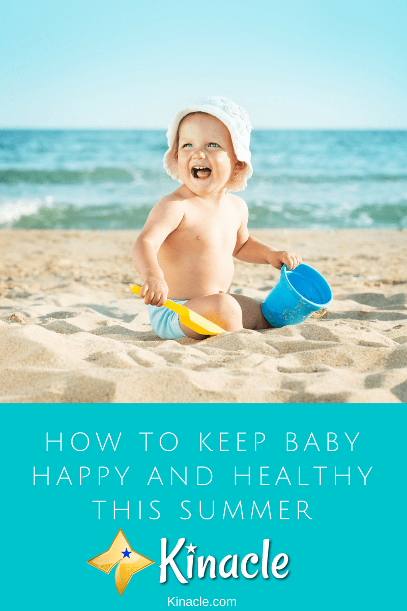 How To Keep Baby Happy And Healthy This Summer