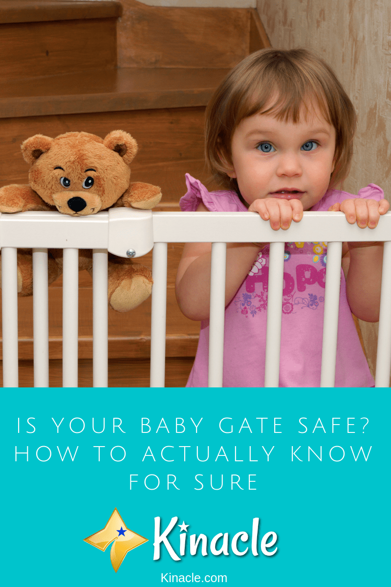 Is Your Baby Gate Safe? How To Actually Know For Sure