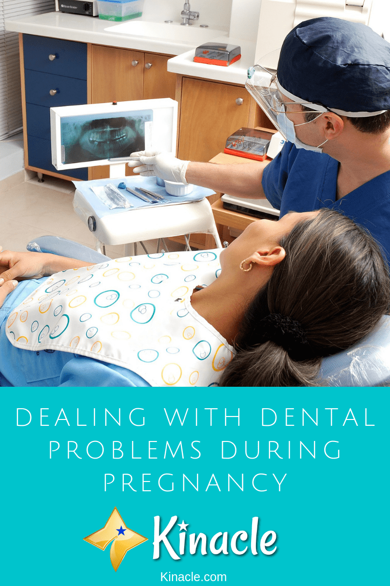 Dealing With Dental Problems During Pregnancy