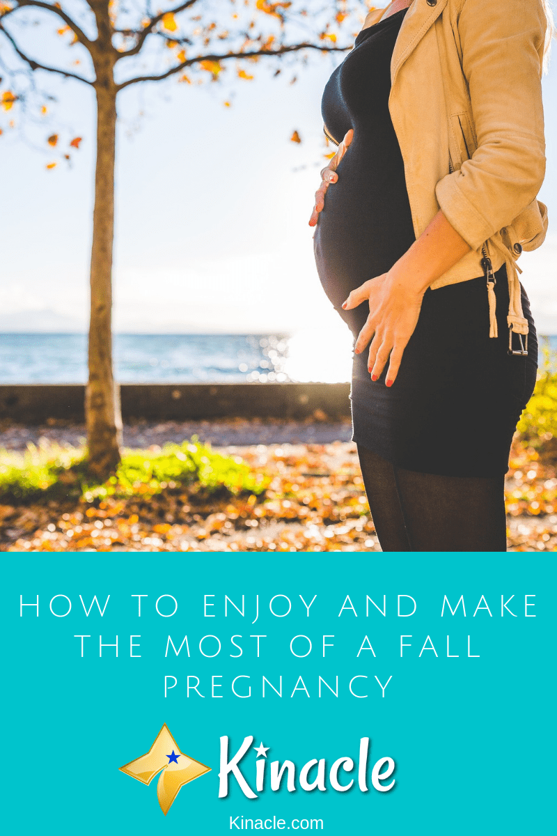 How To Enjoy And Make The Most Of A Fall Pregnancy