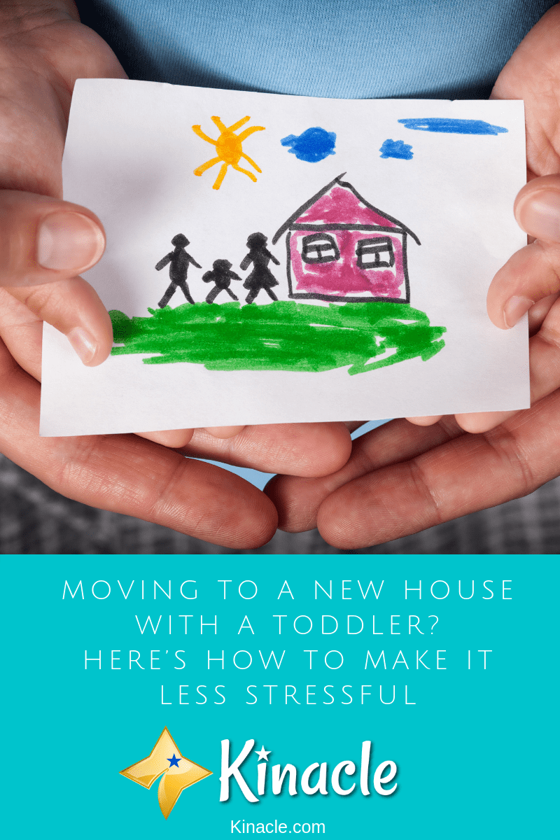 Moving To A New House With A Toddler? Here's How To Make It Less Stressful