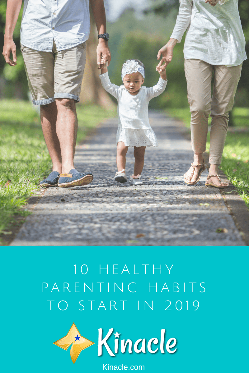 10 Healthy Parenting Habits To Start In 2019