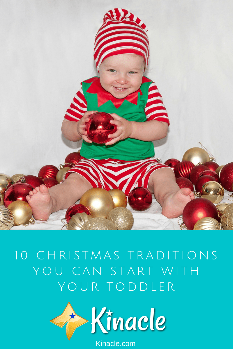 10 Christmas Traditions You Can Start With Your Toddler