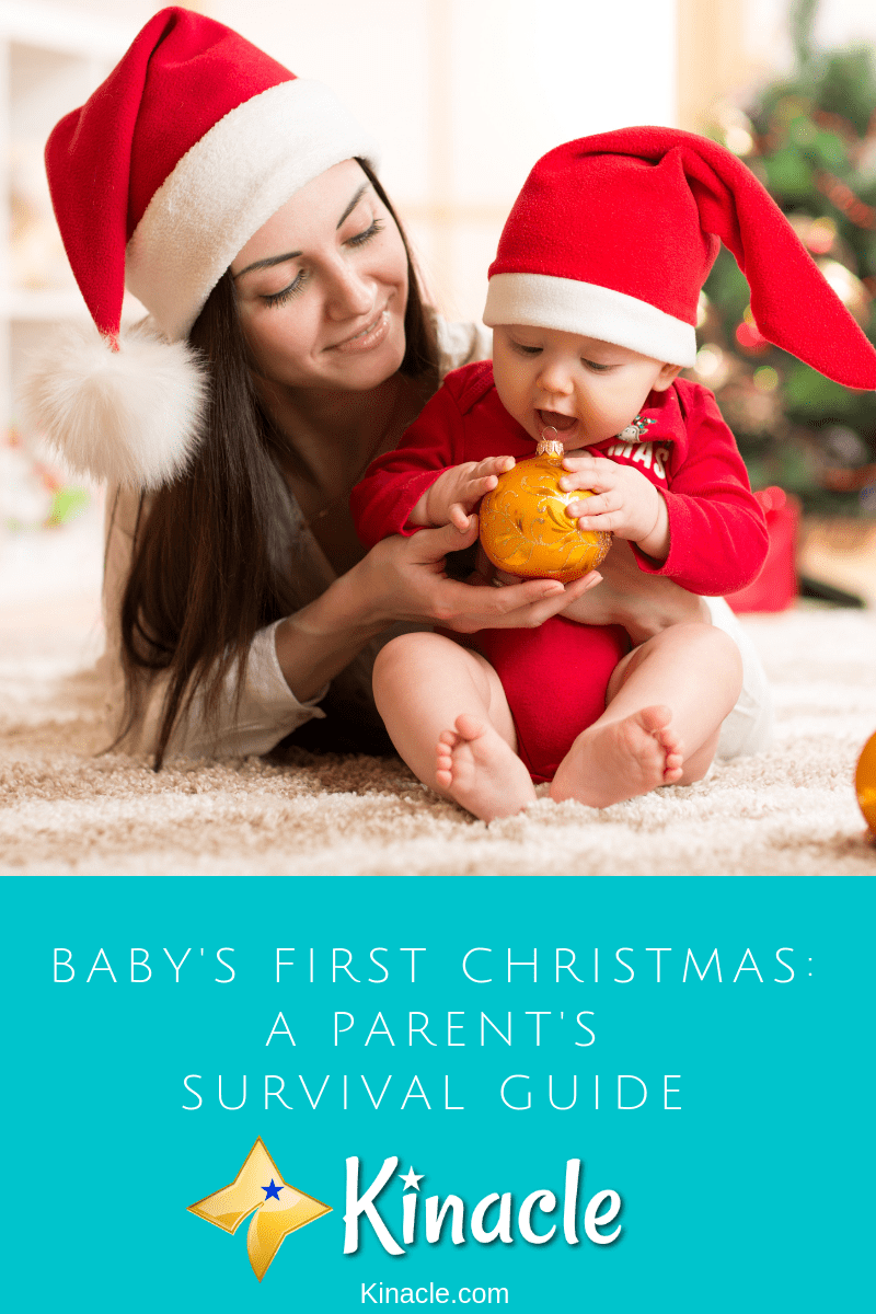 Baby's First Christmas - A Parent's Survival Guide