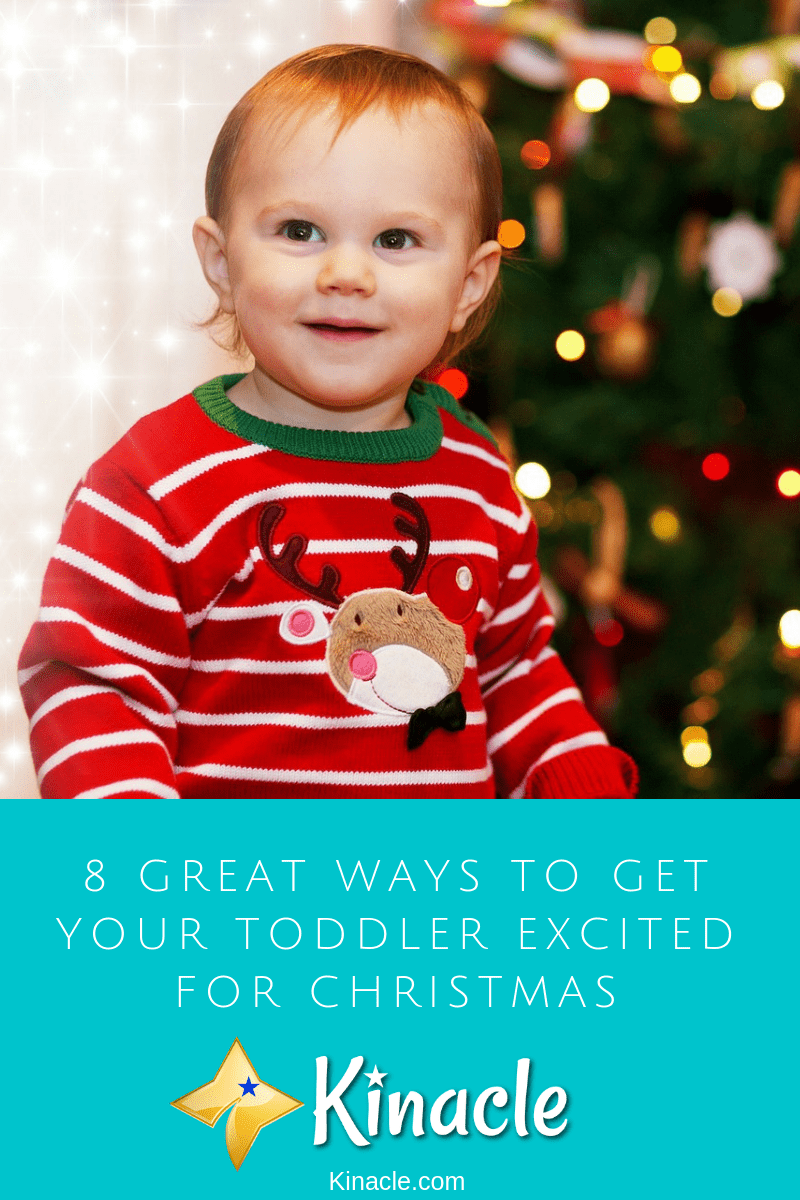 Great Ways to Get Your Toddler Excited For Christmas