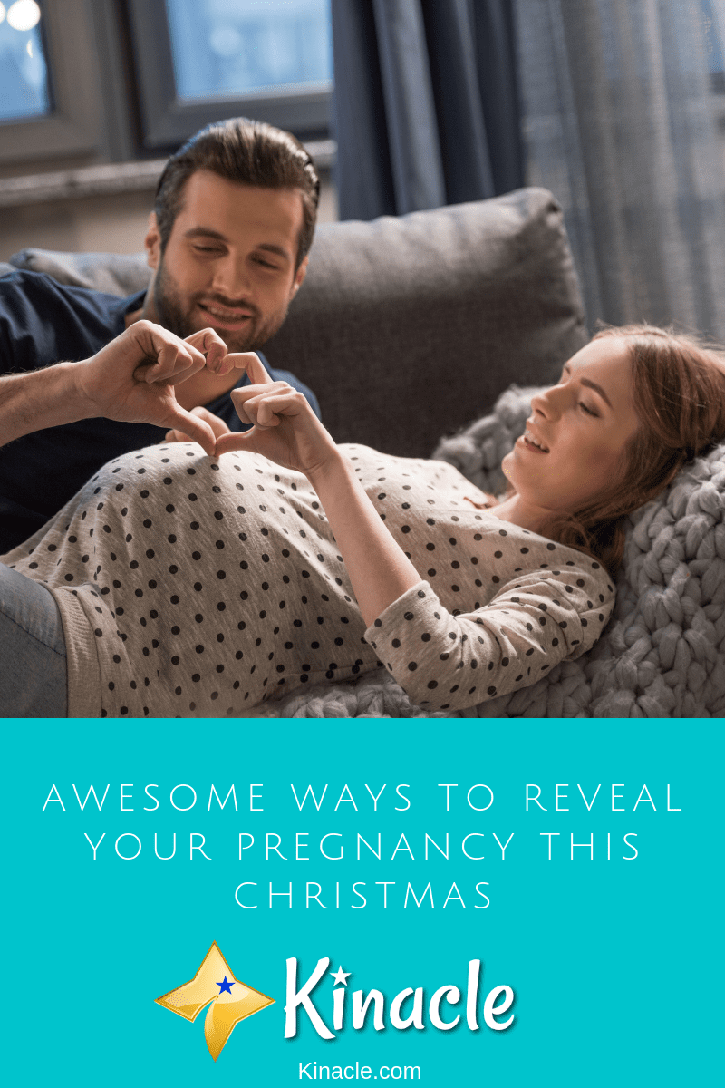 10 Awesome Ways To Reveal Your Pregnancy This Christmas