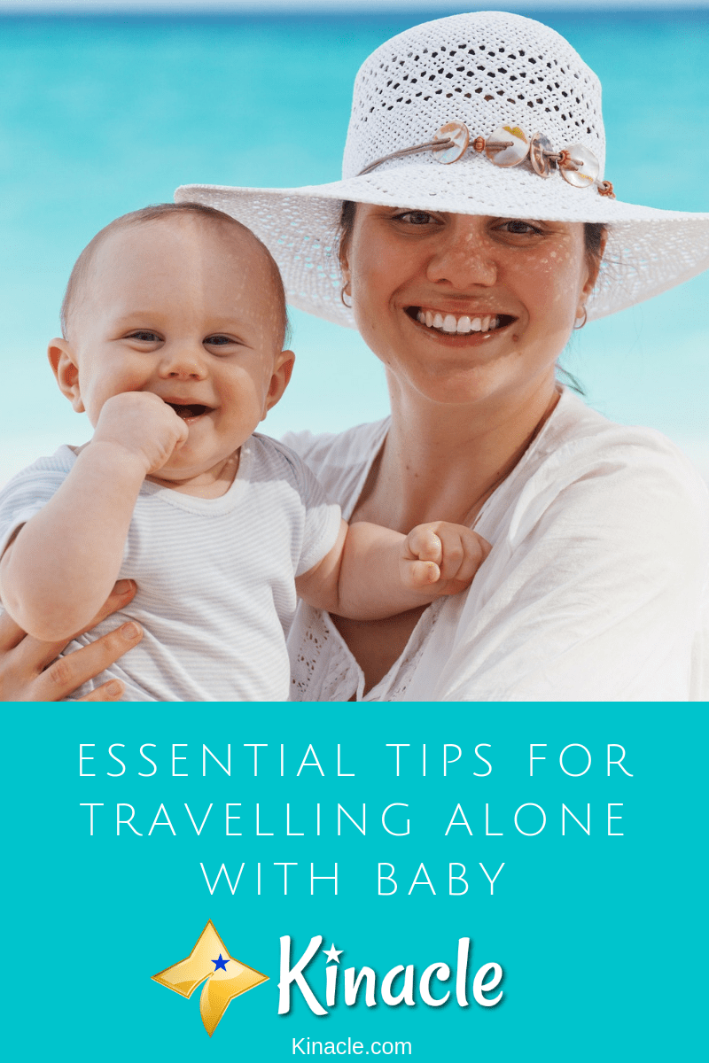 Essential Tips For Travelling Alone With Baby