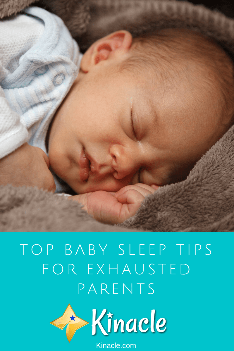 Top Baby Sleep Tips For Exhausted Parents