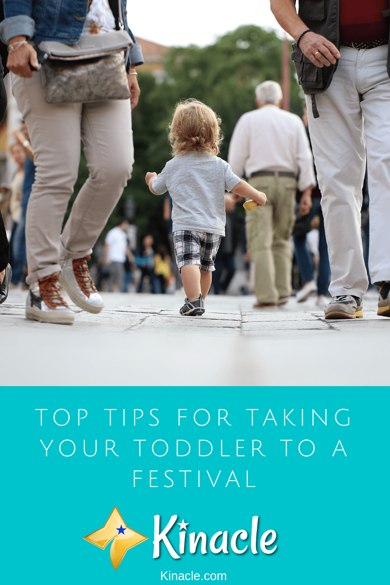 Top Tips For Taking Your Toddler To A Festival