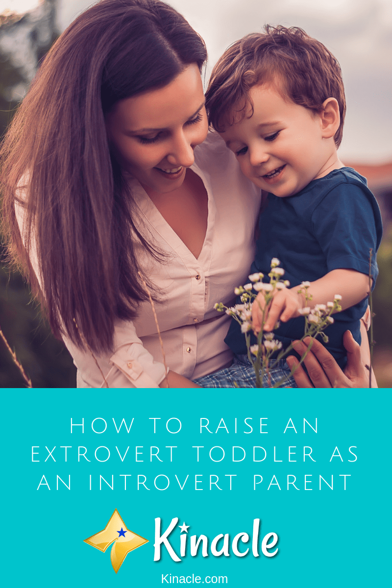 How To Raise An Extrovert Toddler As An Introvert Parent