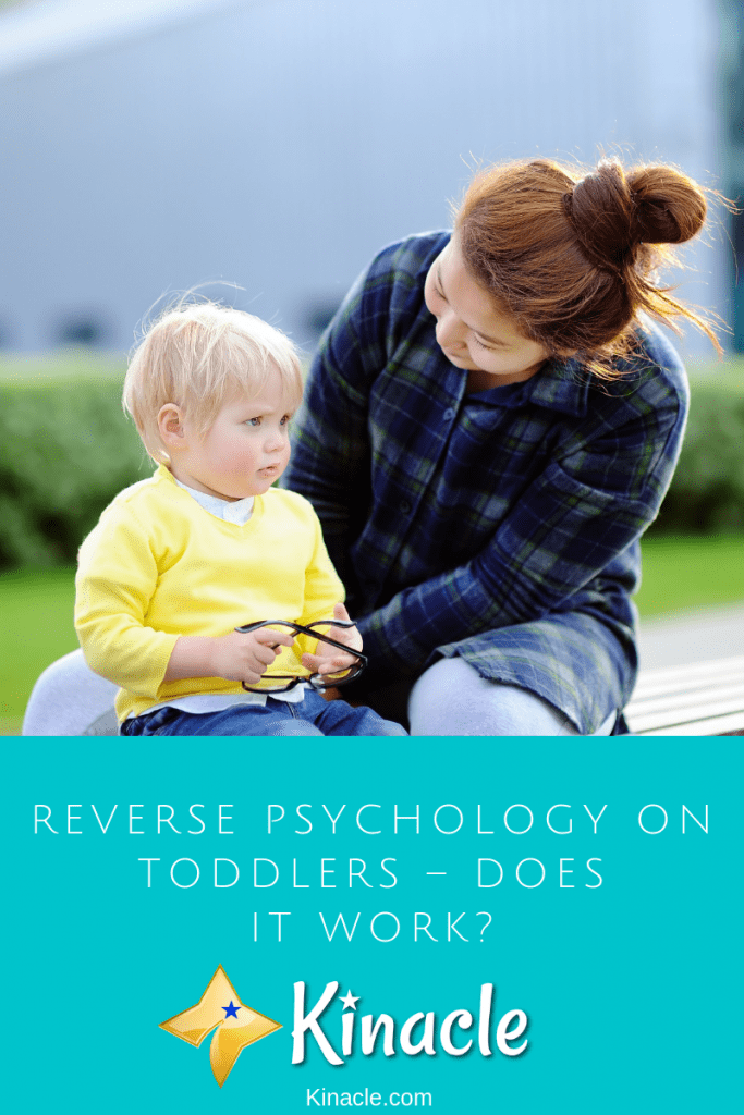 Reverse Psychology On Toddlers – Does It Work?