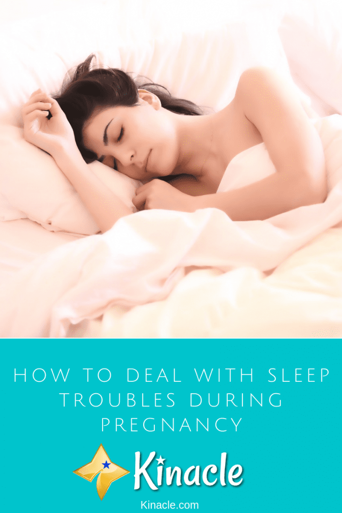 How To Deal With Sleep Troubles During Pregnancy