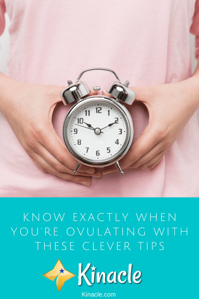 Know Exactly When You're Ovulating With These Clever Tips
