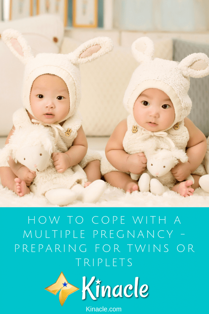 How To Cope With A Multiple Pregnancy - Preparing For Twins Or Triplets