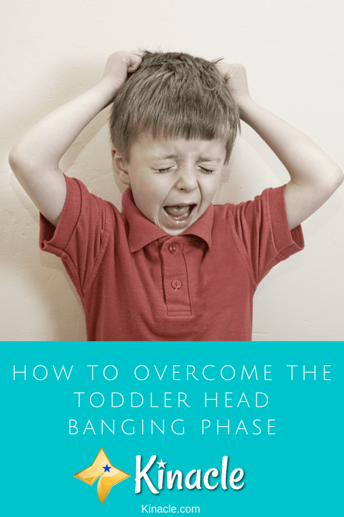 How To Overcome The Toddler Head Banging Phase
